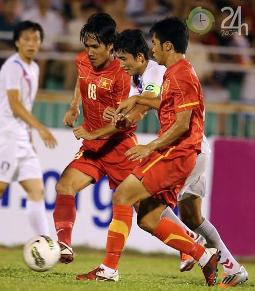 Việt Nam - U23 Hàn Quốc: Cháy hết mình - 6