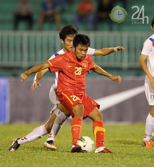 Việt Nam - U23 Hàn Quốc: Cháy hết mình - 7