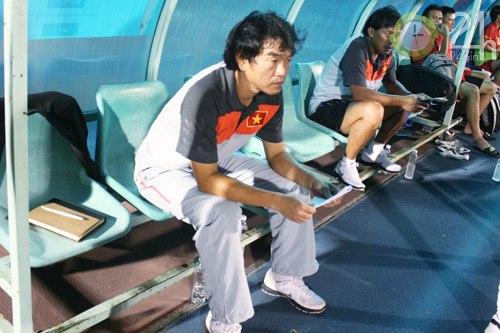 Việt Nam - U23 Hàn Quốc: Cháy hết mình - 9