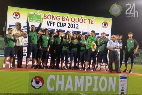 Việt Nam - U23 Hàn Quốc: Cháy hết mình - 11