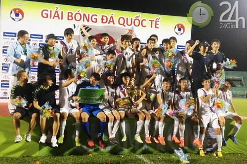 Việt Nam - U23 Hàn Quốc: Cháy hết mình - 12