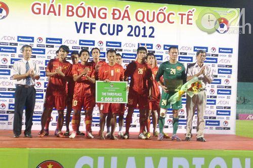 Việt Nam - U23 Hàn Quốc: Cháy hết mình - 10