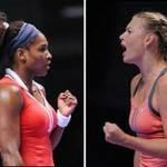 Thể thao - Serena - Sharapova: Không thể cản