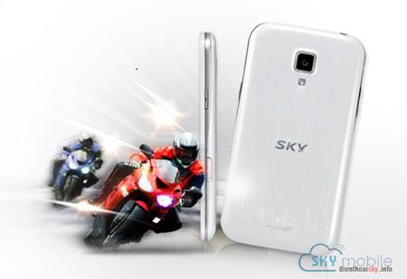 Điện thoại Sky A810s đam mê bất tận! - 5
