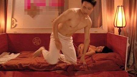 """3 cảnh """"yêu"""" đặc biệt của phim Việt - 2"""