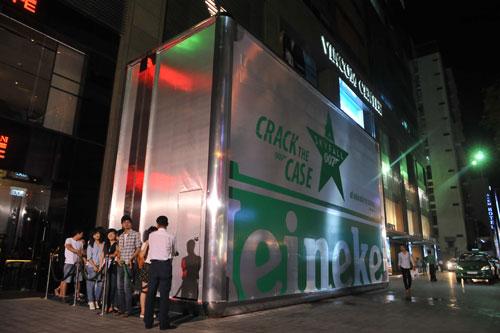"""Bẻ khóa điệp vụ Skyfall"" cùng Heineken - 4"