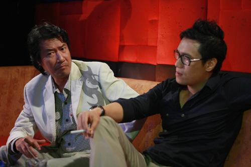 Việt Anh quay cuồng trong Vòng xoáy bạc - 3