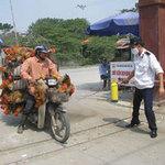 Thị trường - Tiêu dùng - Gà lậu vẫn tung hoành chợ Hà Vỹ