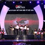 Các môn thể thao khác - Đêm Vinh danh tài năng eSports Việt