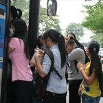 An ninh Xã hội - Liên tục bắt nhiều kẻ móc túi trên xe buýt