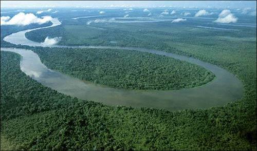Ngắm 10 dòng sông dài nhất thế giới - 3