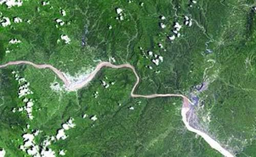Ngắm 10 dòng sông dài nhất thế giới - 5