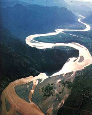 Ngắm 10 dòng sông dài nhất thế giới - 6