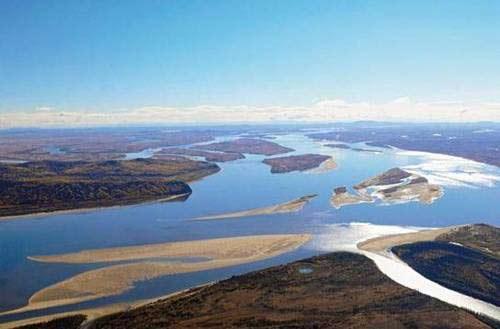 Ngắm 10 dòng sông dài nhất thế giới - 7