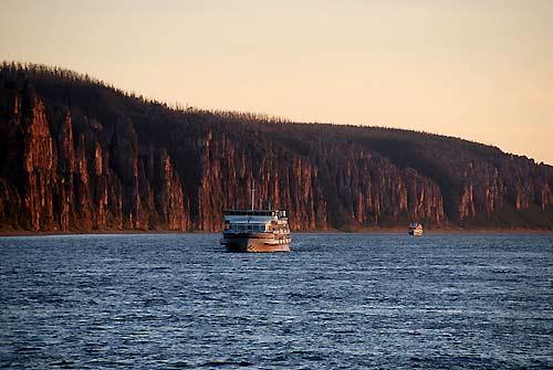 Ngắm 10 dòng sông dài nhất thế giới - 8