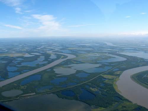 Ngắm 10 dòng sông dài nhất thế giới - 11