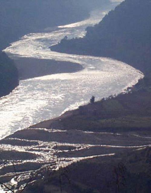 Ngắm 10 dòng sông dài nhất thế giới - 12
