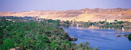 Ngắm 10 dòng sông dài nhất thế giới - 1