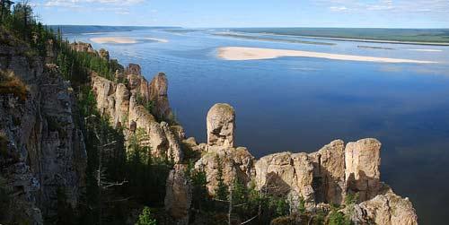 Ngắm 10 dòng sông dài nhất thế giới - 9