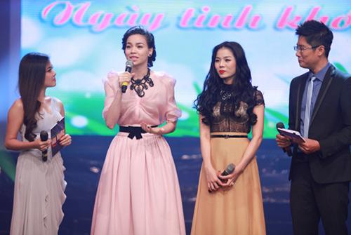 Hà Hồ, Lệ Quyên hút hồn khán giả - 3