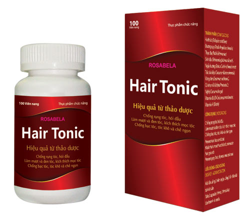 Hair tonic - Giảm rụng tóc hiệu quả từ thảo dược - 1