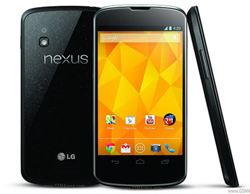 LG Nexus 4 bản 8GB giá 6,2 triệu đồng - 1