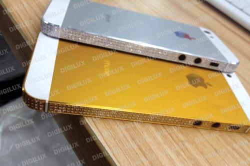 """""""Choáng"""" với khung iPhone 5 kim cương 30 triệu - 1"""