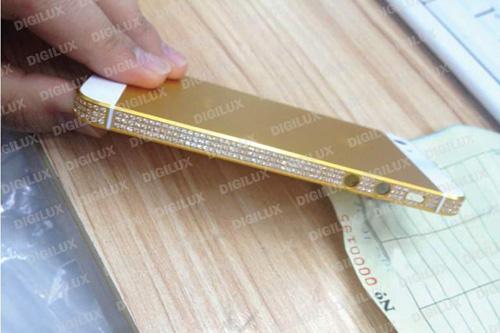 """""""Choáng"""" với khung iPhone 5 kim cương 30 triệu - 3"""
