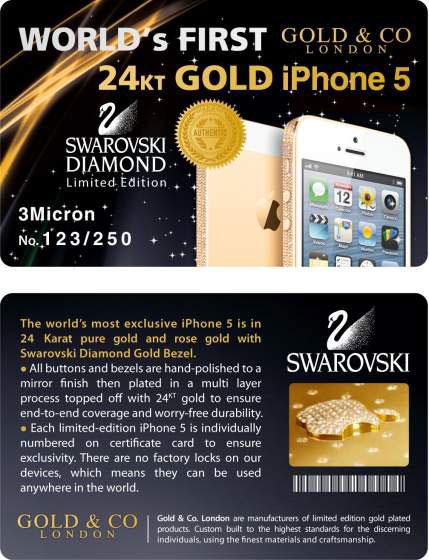 """""""Choáng"""" với khung iPhone 5 kim cương 30 triệu - 8"""
