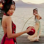 Hậu trường phim - Hà Tăng xuất chiêu với Thanh Hằng