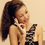 Thời trang - Thanh Hằng nhí nhảnh với váy 70 triệu
