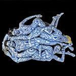 Phi thường - kỳ quặc - Những tác phẩm siêu độc từ mẫu nude