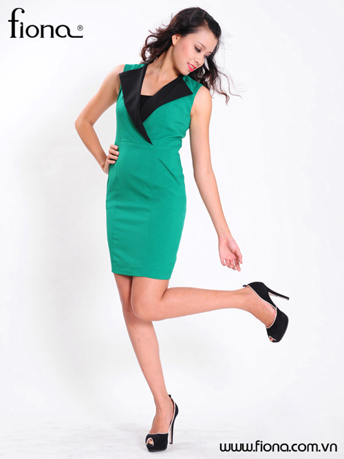 Đầm thu phong cách cho nàng - 2