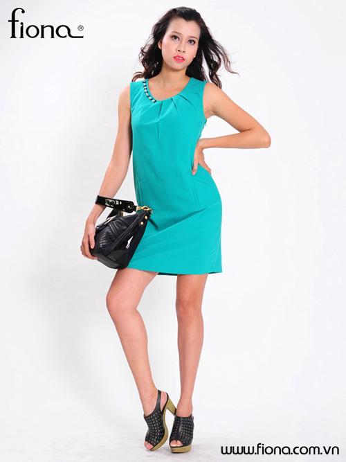 Đầm thu phong cách cho nàng - 5