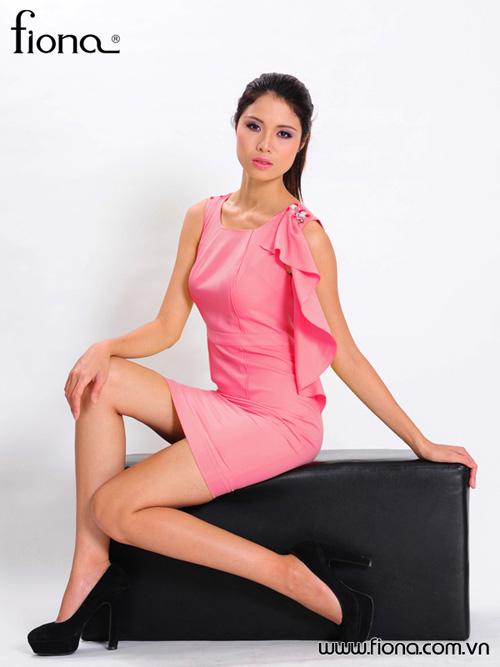 Đầm thu phong cách cho nàng - 6