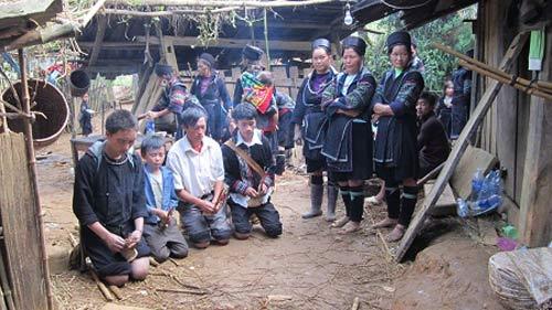 Những phong tục ngủ kỳ lạ tại Việt Nam - 2