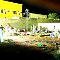 Saudi Arabia: Cháy đám cưới, thêm 25 đám tang