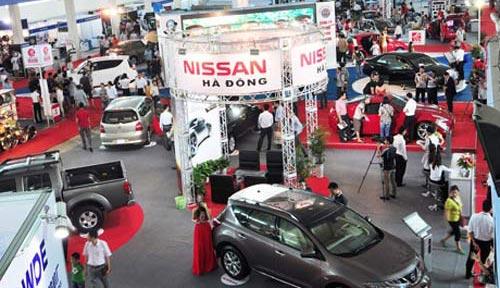 """Bài toán """"chính sách"""" nào cho thị trường ôtô Việt? - 1"""