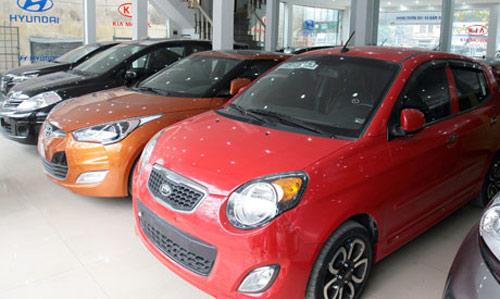 """Bài toán """"chính sách"""" nào cho thị trường ôtô Việt? - 2"""