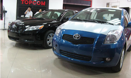 """Bài toán """"chính sách"""" nào cho thị trường ôtô Việt? - 3"""