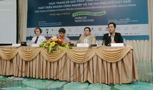 """Bài toán """"chính sách"""" nào cho thị trường ôtô Việt? - 4"""