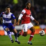 Bóng đá - Reading–Arsenal: Thần thoại 12 bàn thắng