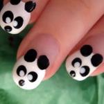 Làm đẹp - Video: Vẽ Panda dễ thương lên móng xinh