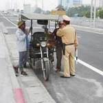 Tin tức trong ngày - Xe ba bánh: Thanh lý toàn bộ xe vi phạm
