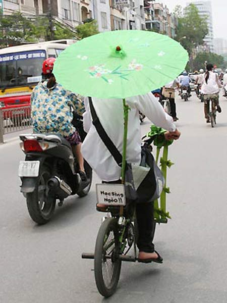 Những hình ảnh chỉ có ở Việt Nam (133) - 2