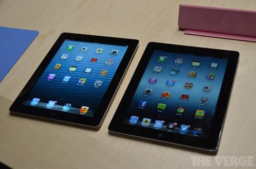 iPad 4 hơn gì iPad 3? - 1