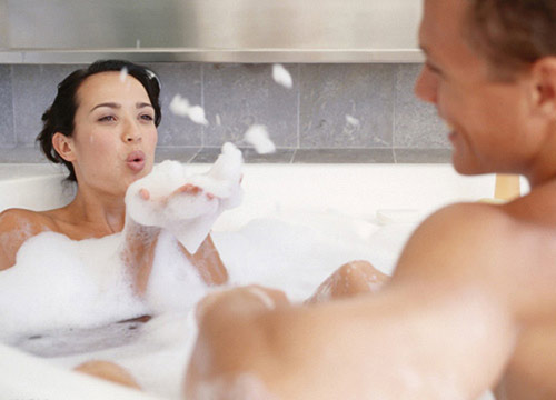 Tắm đúng cách để có lợi cho sức khỏe - 2