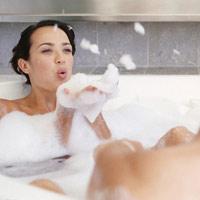 Tắm đúng cách để có lợi cho sức khỏe