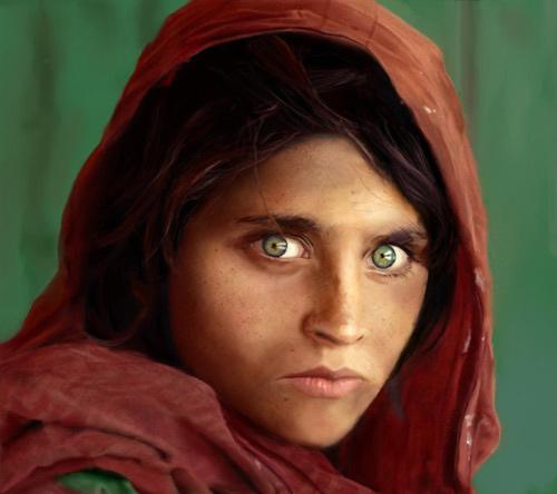 10 mỹ nhân có đôi mắt đẹp nhất thế giới - 6