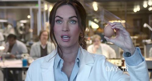 Megan Fox hút hồn trong quảng cáo Acer - 2